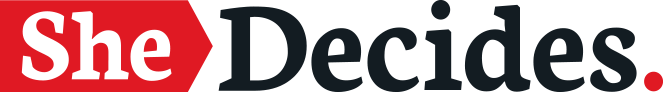 Logo SheDecides