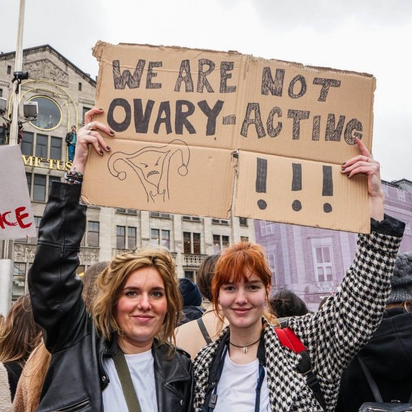 We are not ovary-acting