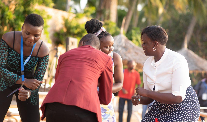 When SheDecides, she is dancing in Kenya!