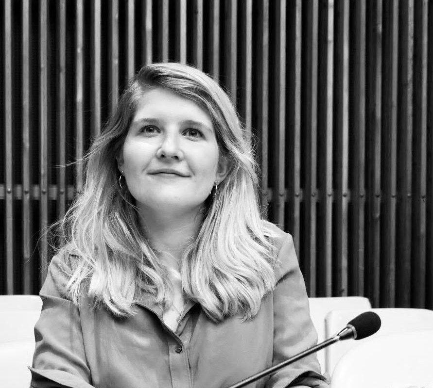 Dunya Veenhof volgt Floortje van der Plas op als Nederlandse SheDecides 25 x 25 youth leader